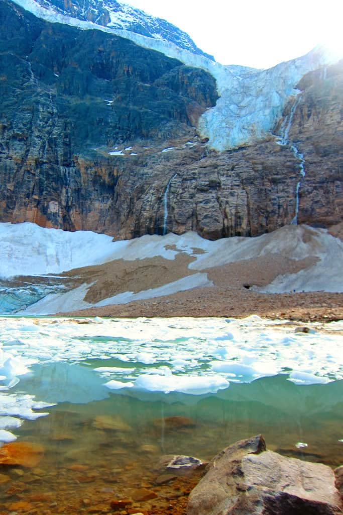 42 Best Family Hikes in the Canadian Rockies: Mount Edith Cavell