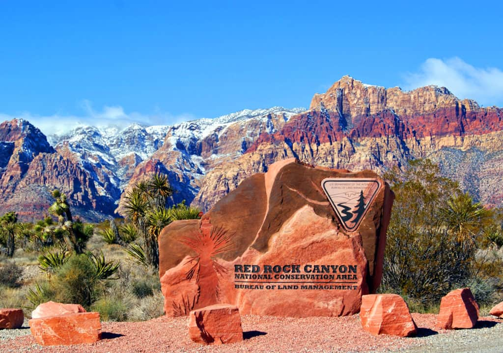 Red Rock Canyon: 13 Fantastic Self-Drive Day Trips Around Las Vegas