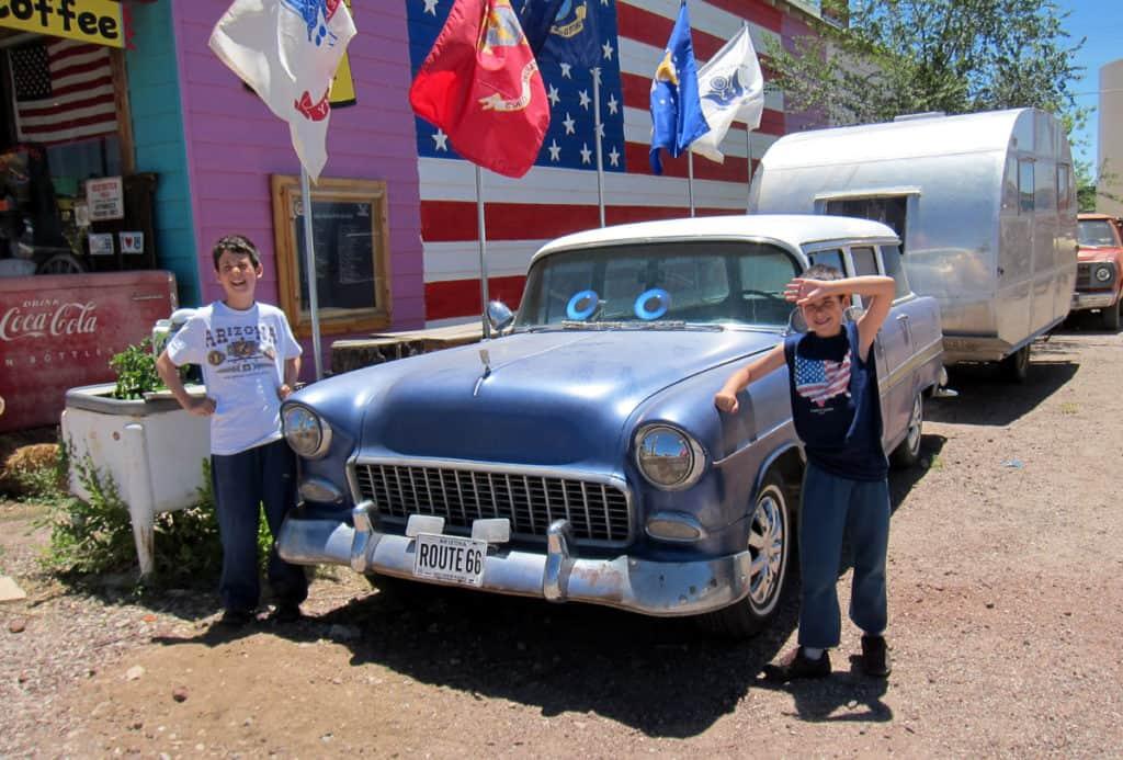 Seligman, AZ - 13 Fantastic Self-Drive Day Trips Around Las Vegas