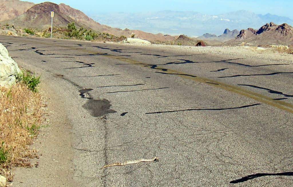 Sitgreaves Pass, Arizona - 13 Fantastic Self-Drive Day Trips Around Las Vegas