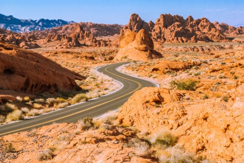 13 Day trips around Las Vegas