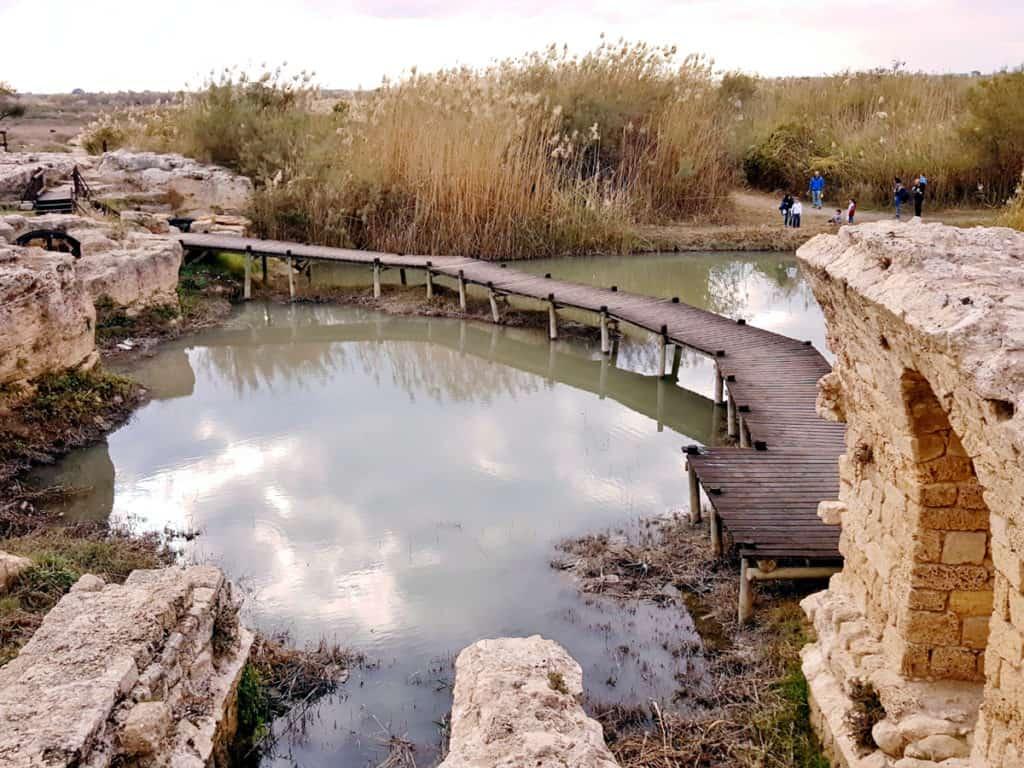 The Nahal Taninim visitors guide.