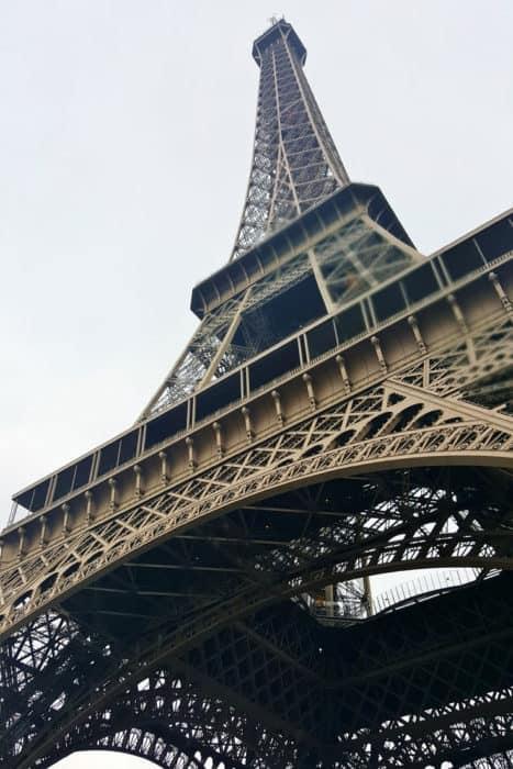 Eiffel Tower - Paris Trip Report