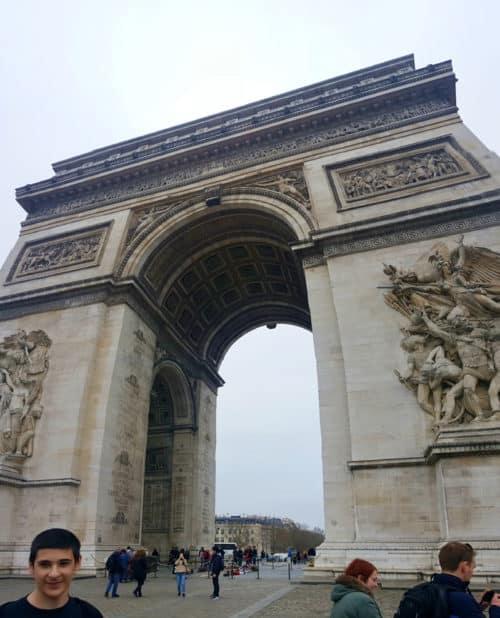Paris Trip Report - Walking the streets of Paris