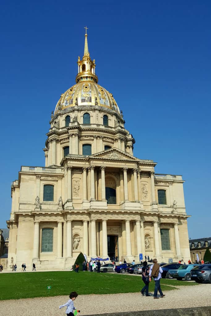 Paris Trip Report - Hotel Des Invalides