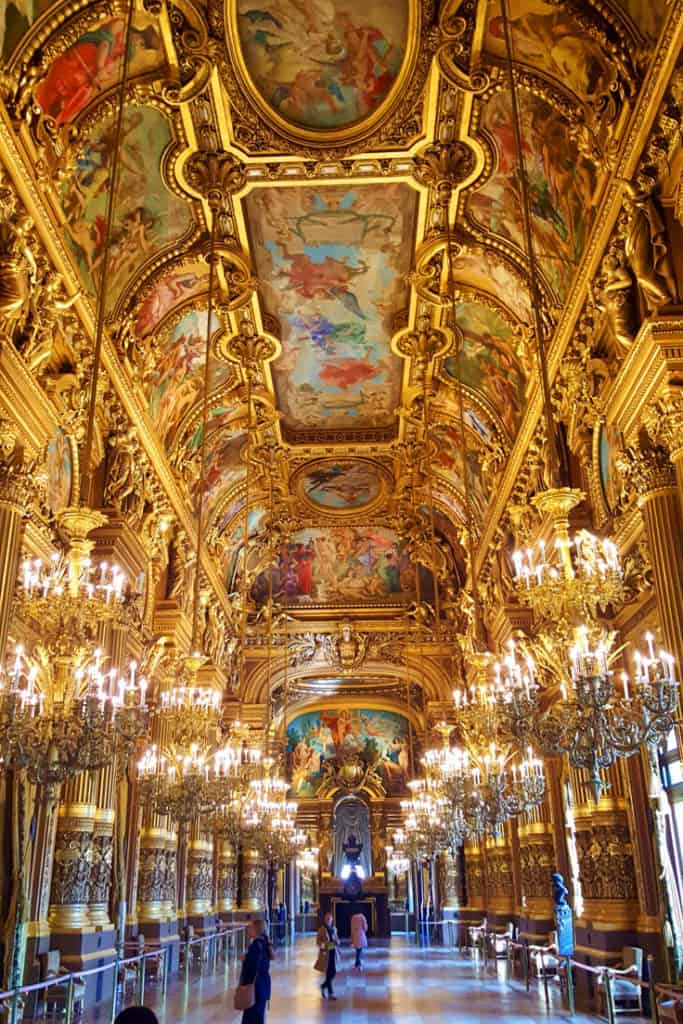 Paris Trip Report - The Opera House