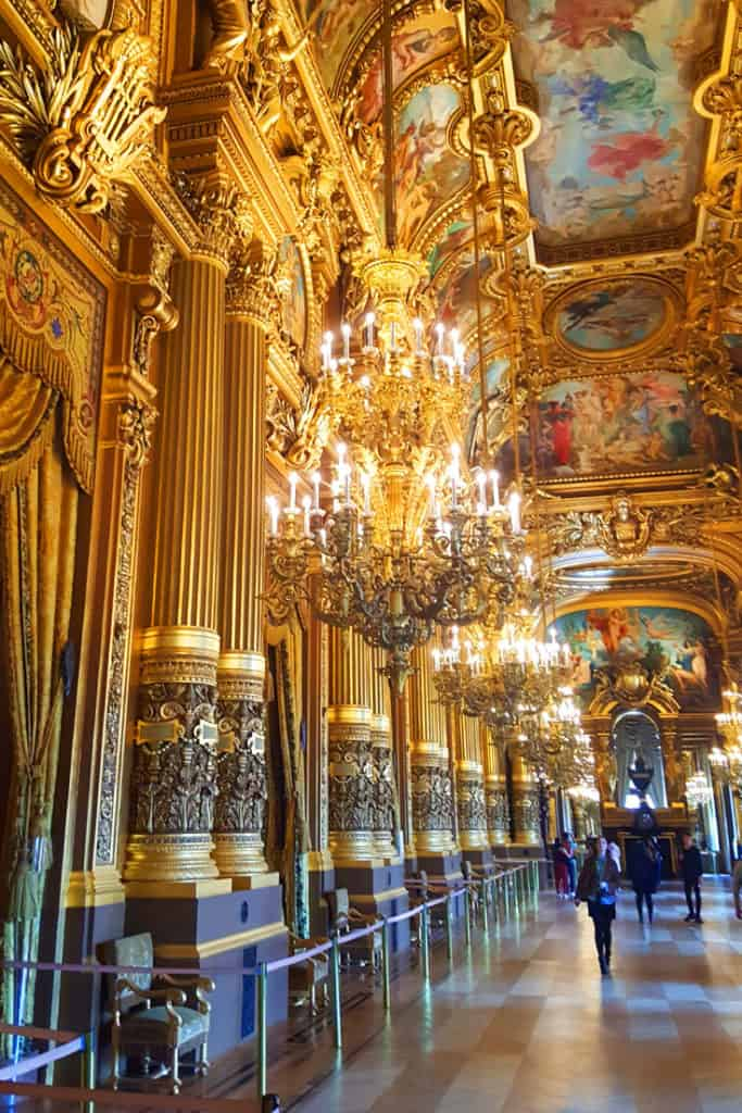 Paris Trip Report - The Opera House
