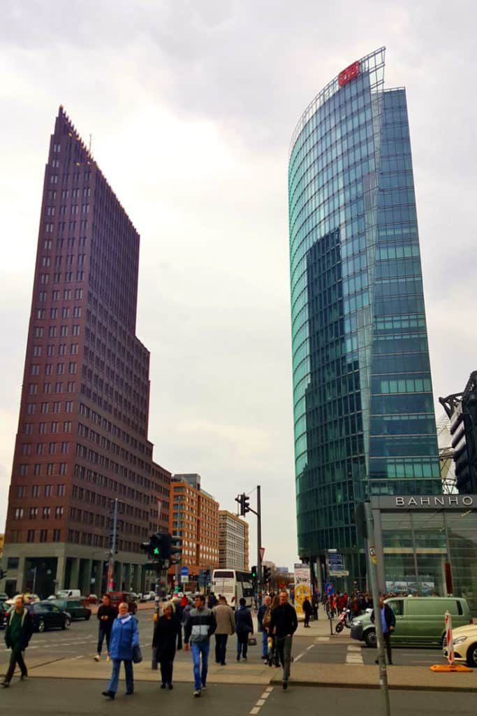 Berlin Trip report: Potsdamer Platz