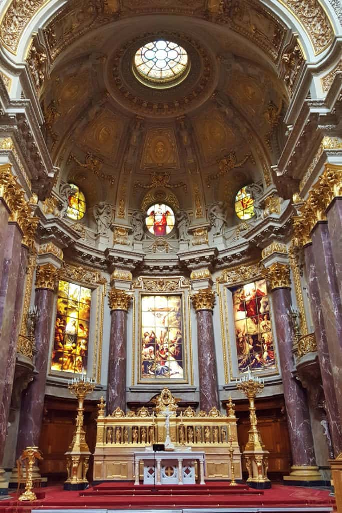 Berlin Trip report: Berlin Cathedral