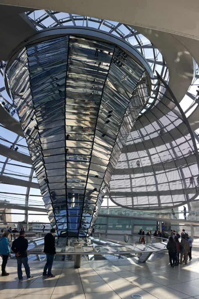 Berlin Trip Report: Visiting the Reichstag Dome