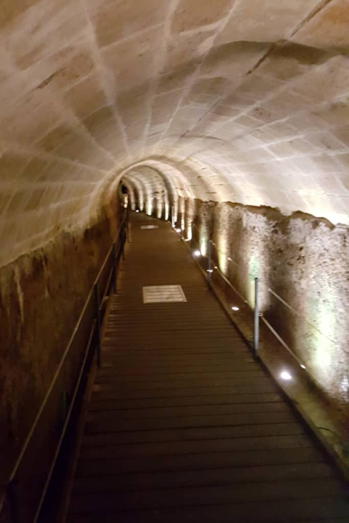 9 Awesome Things to Do in Akko, Israel: The Templar Tunnel