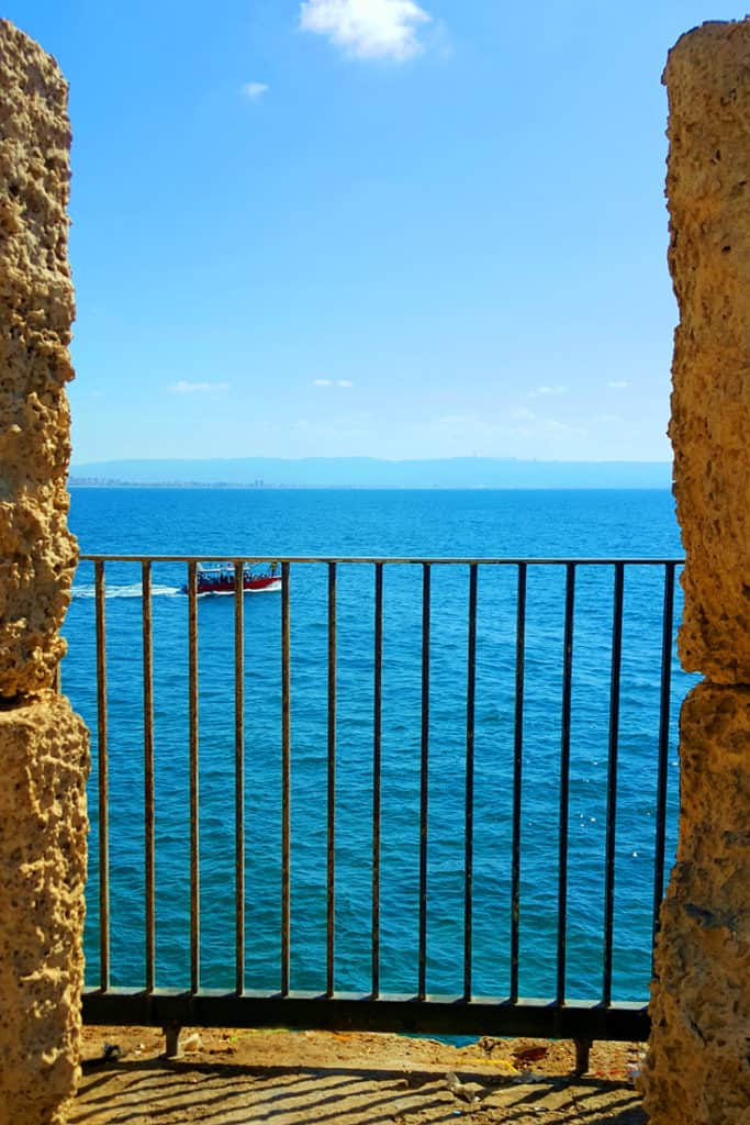 9 Awesome Things to Do in Akko, Israel: The Old Wall