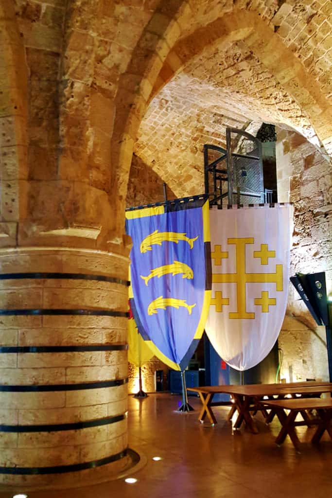 9 Awesome Things to Do in Akko, Israel: The Knights' Dining Halls
