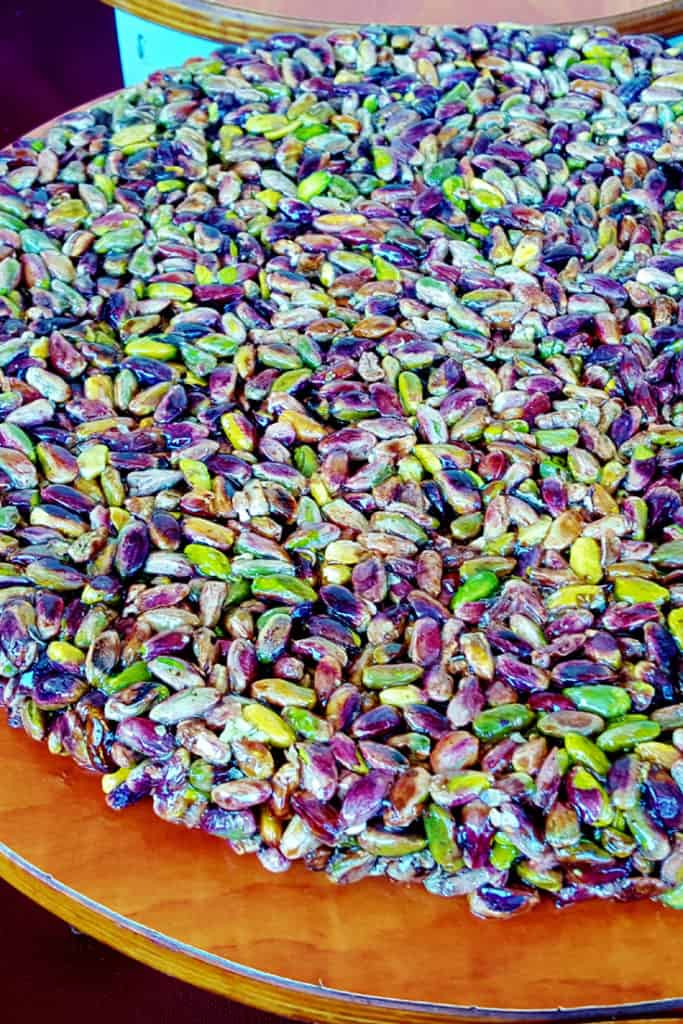 9 Awesome Things to Do in Akko, Israel: Have sweet pistachios