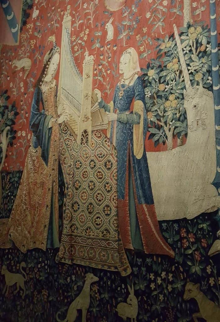 Medieval Tapestry: Visiting the Cluny Museum in Paris