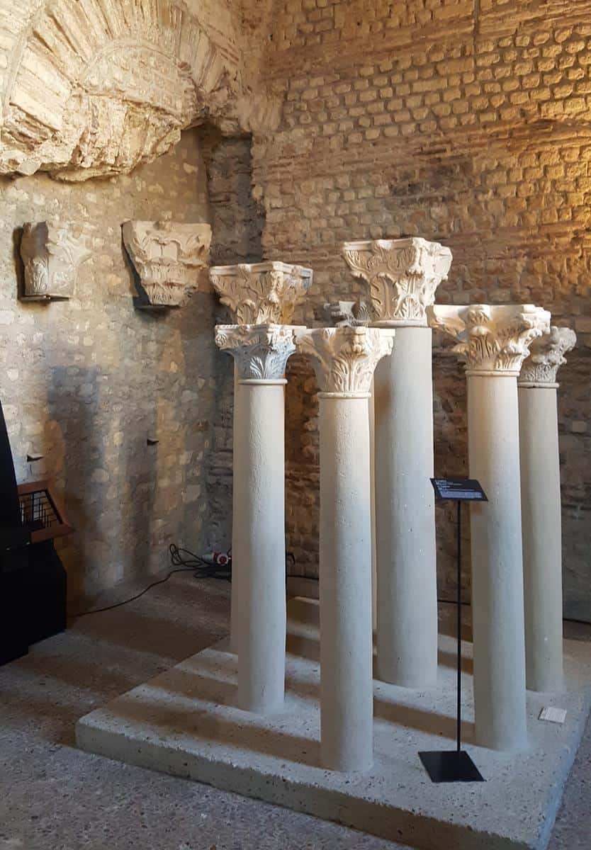Visiting the Cluny Museum in Paris: The Roman Ruins