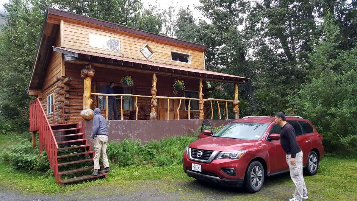 Midnight Sun Log Cabins, near Seward, Alaska [Accommodation Review]