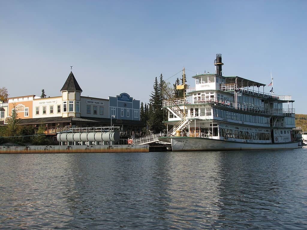 11 Pretty Awesome Things to Do in Fairbanks: Riverboat Discovery