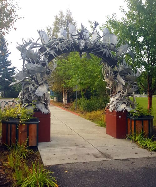 11 Pretty Awesome Things to Do in Fairbanks: The Morris Thompson Visitors Center