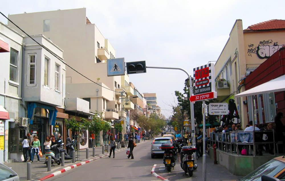Sheinkin street - things to do in Tel Aviv