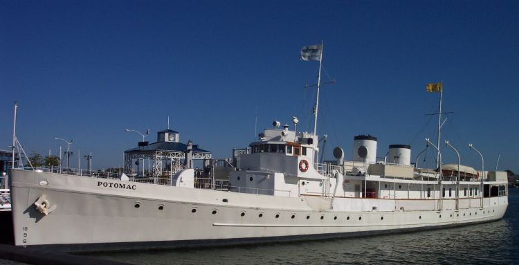 USS Potomac - Things to do in Oakland, California