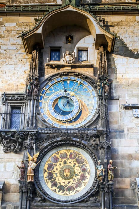 Top 10 things to do in Prague: The Old Clock
