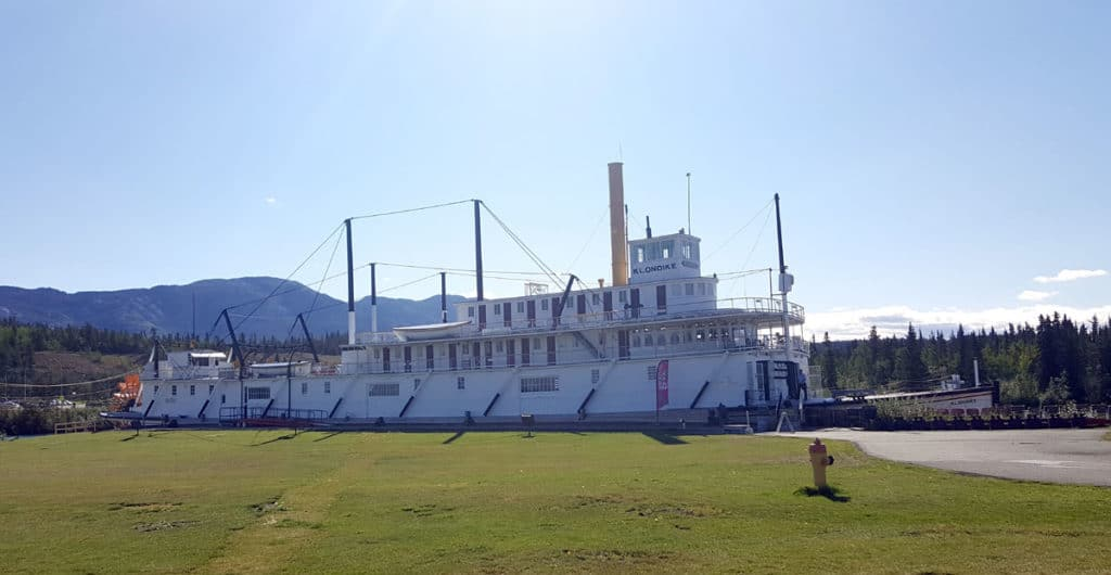11 Things to do in Whitehorse: The SS Klondike
