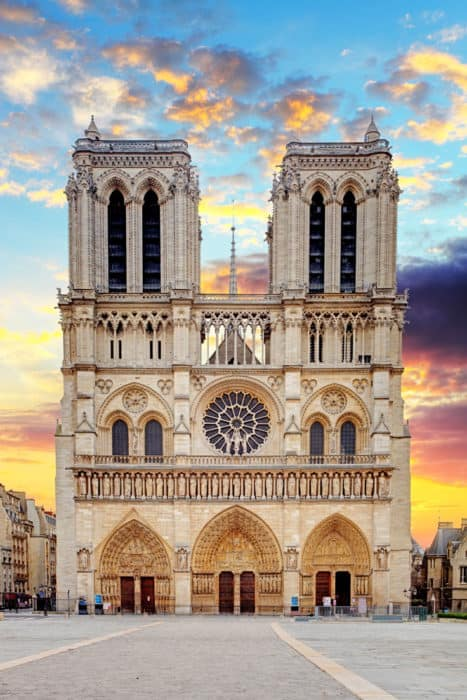 Things to see in Paris: The Notre Dame
