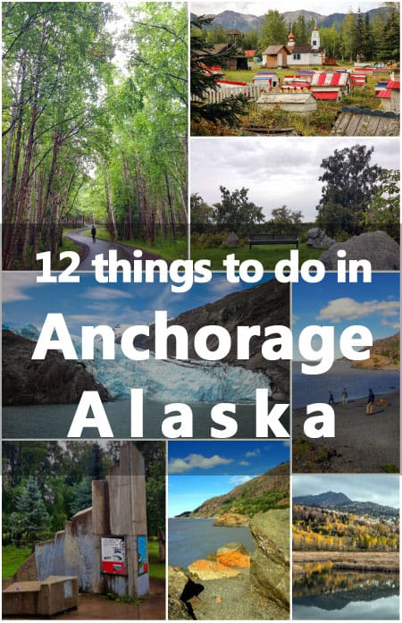 12 Fun things to do in Anchorage, Alaska. See the full list in this blog post.