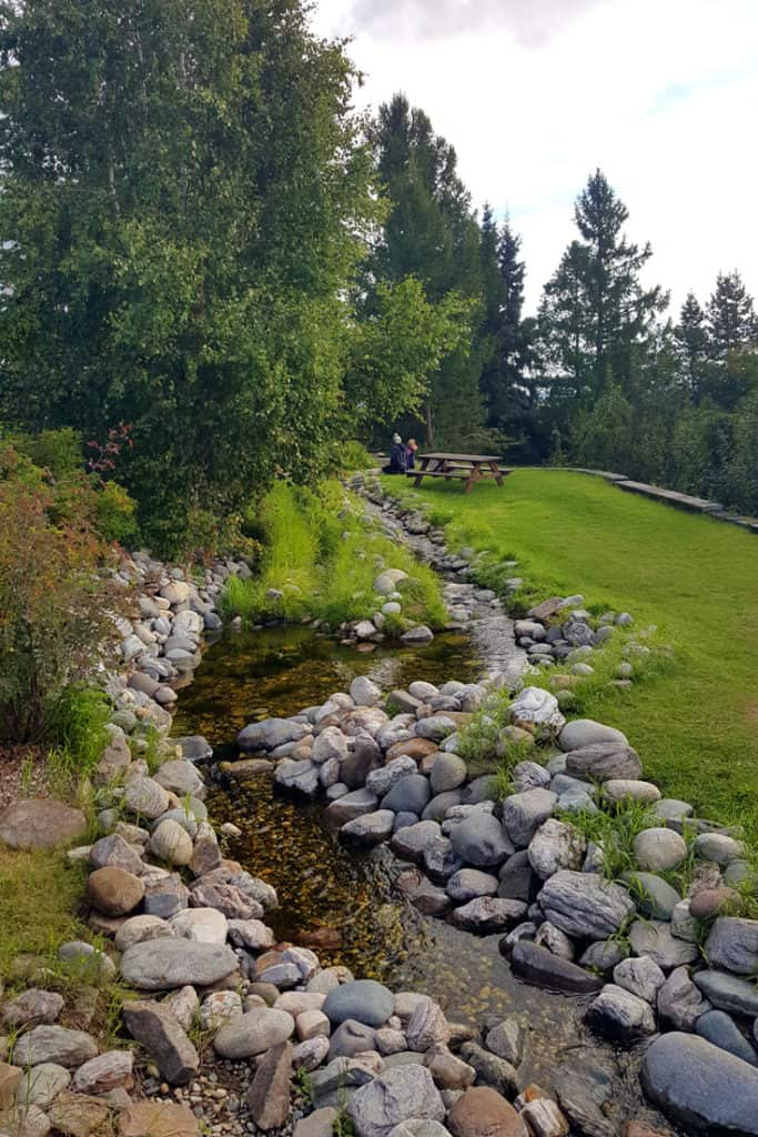 The Georgeson Botanical Garden in Fairbanks, Alaska - Trip Report