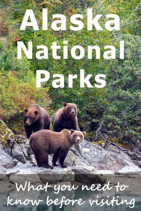 Alaska National Parks - Everything you need to know about the ten #NationalParks of #Alaska in one (long!) post