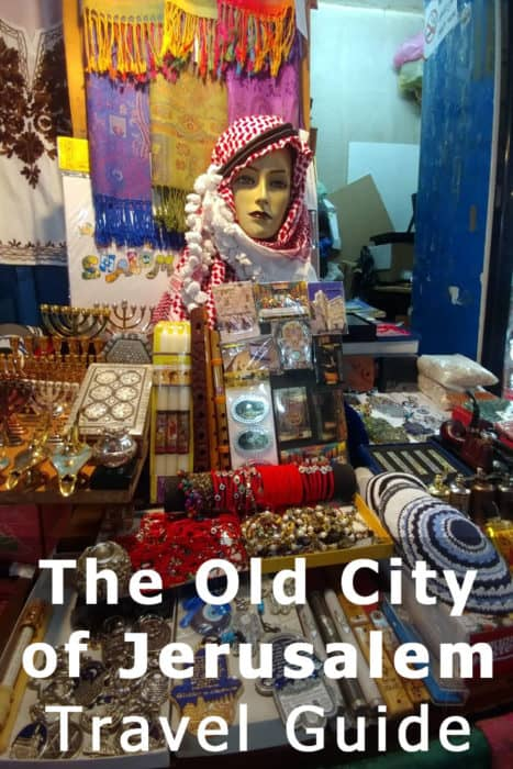 Visiting the Old City of Jerusalem - A guide from a local. Learn all about the Walls, the Quarters and the Gates of the Old CIty and get exclusive tips for visiting the Western Wall, the Church of the Holy Sepulchre and the famous Dome of the Rock.