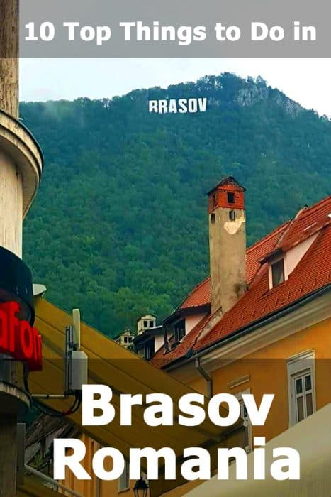 A concise travel guide to the city of Brasov in Romania. How to get to Brasov, what to eat and where to stay and most importantly - the best things to do and see in Brasov