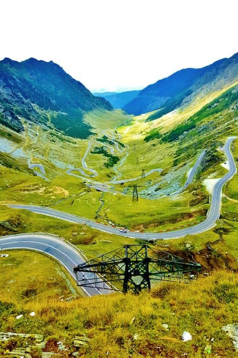 Read more about the article The Transfagarasan Highway Road Trip: What You Need to Know (Including a Map)