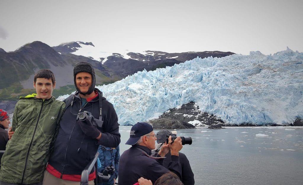 Our Kenai Fjords cruise