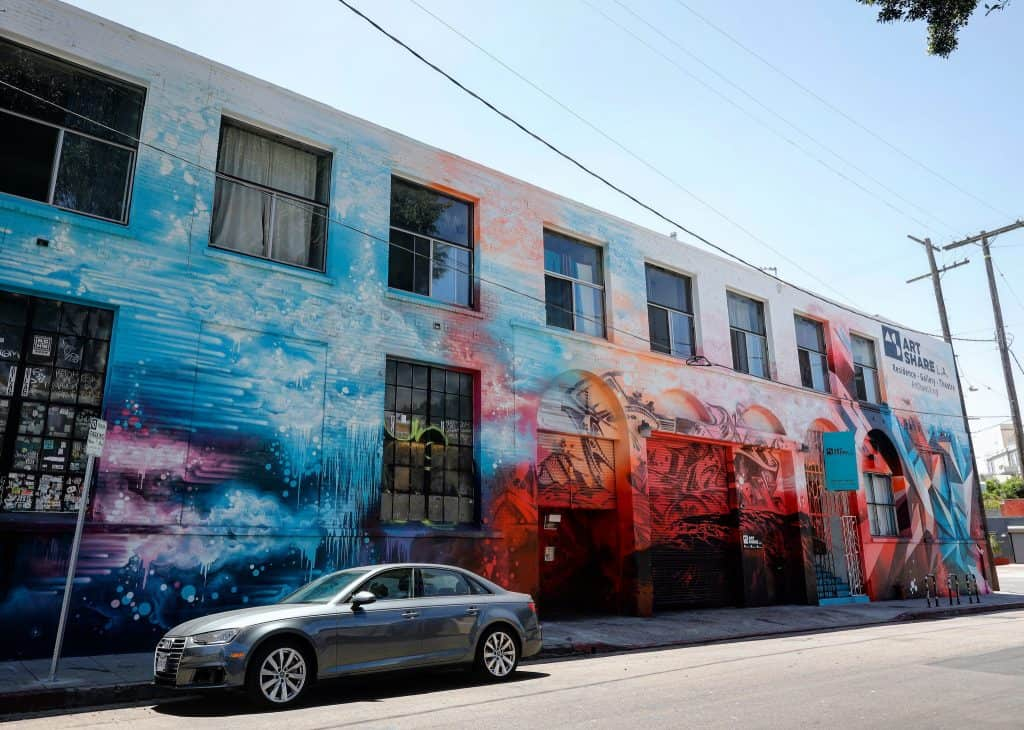 Arts District, Downtown Los Angeles