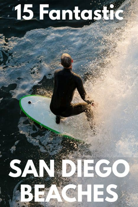 Fantastic San Diego Beaches