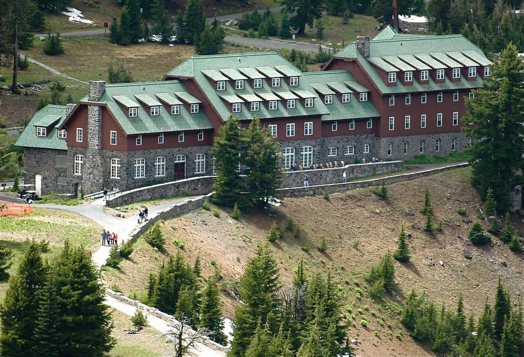 The Crater Lake Lodge