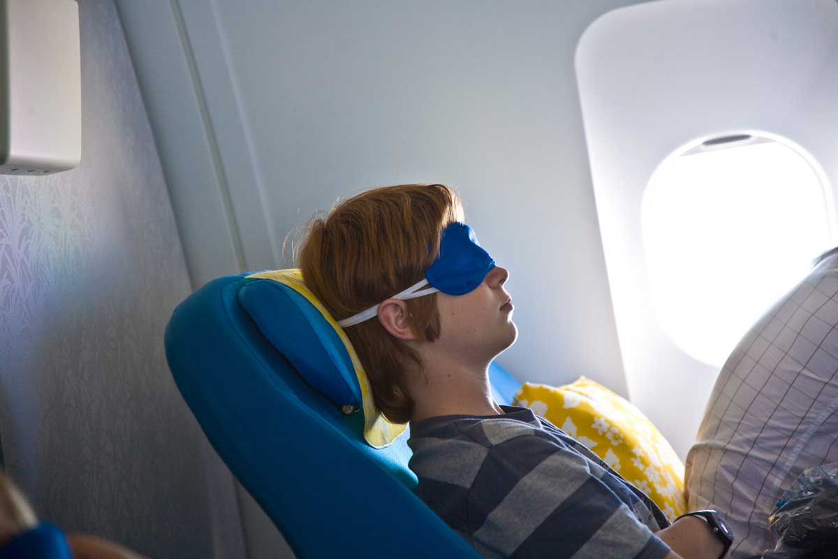 Read more about the article What Should a Teenager Bring on a Plane?