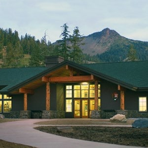 Lassen National Park Visitor Center