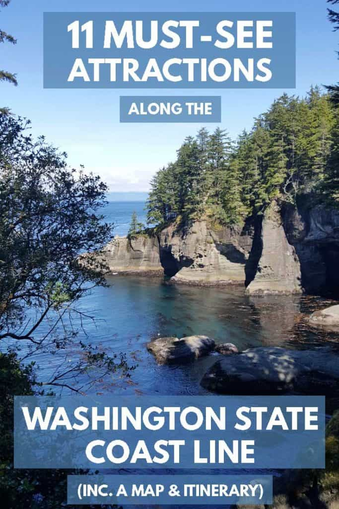 11 Must-See Attractions Along the Washington State Coast ...