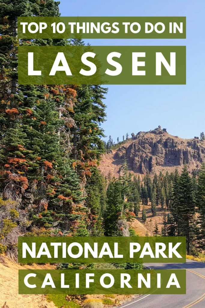 Top 10 Things to do in Lassen National Park, California