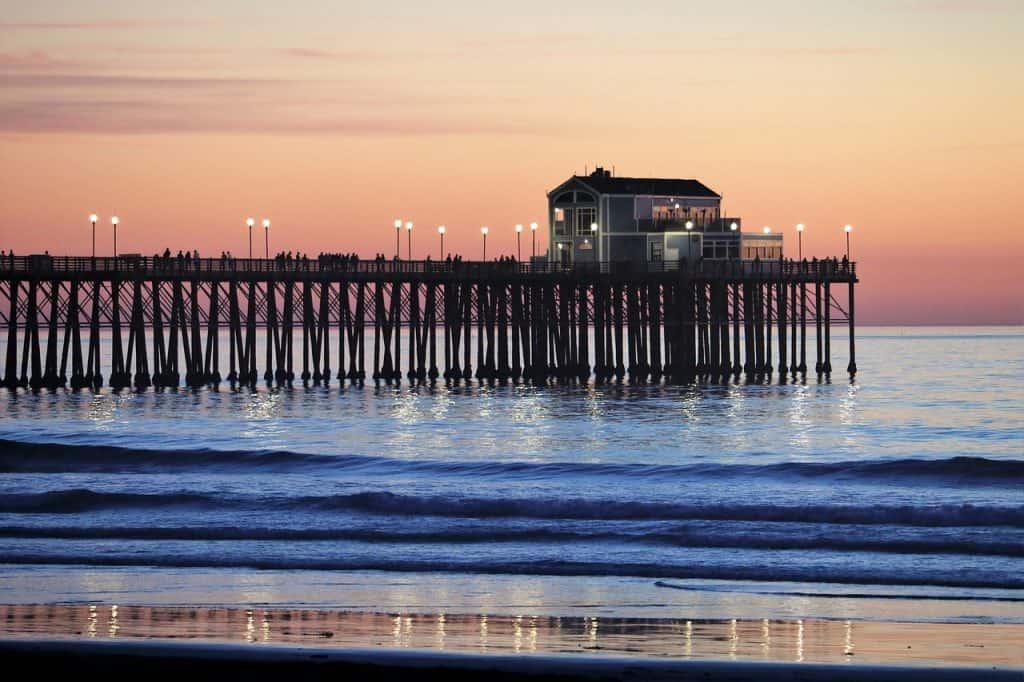 Oceanside Municipal Pier San Diego