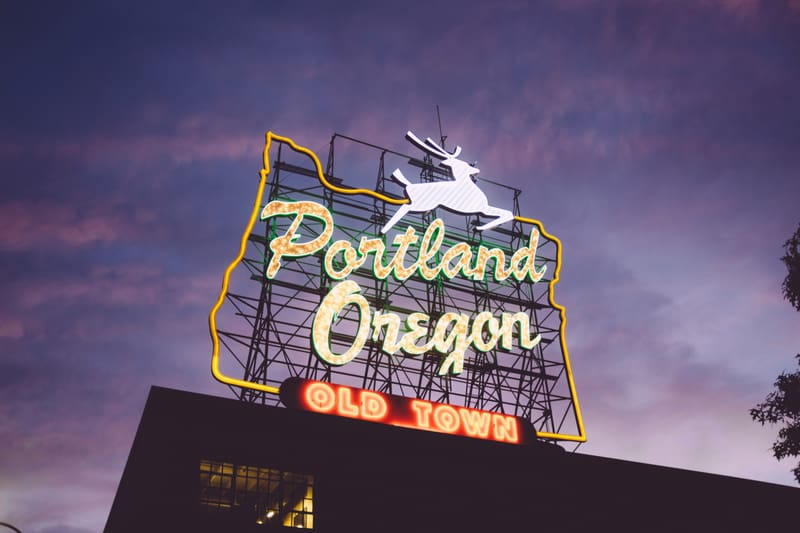 Old Town Portland