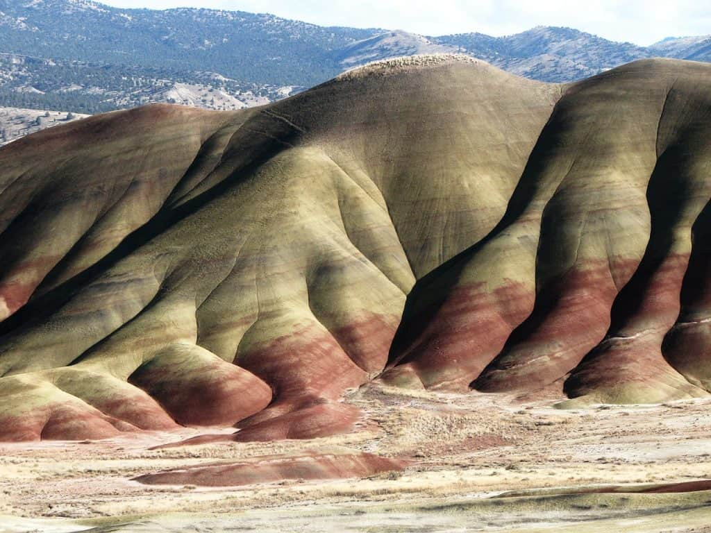 The Painted Hills / John Day Fossil Beds National Monument