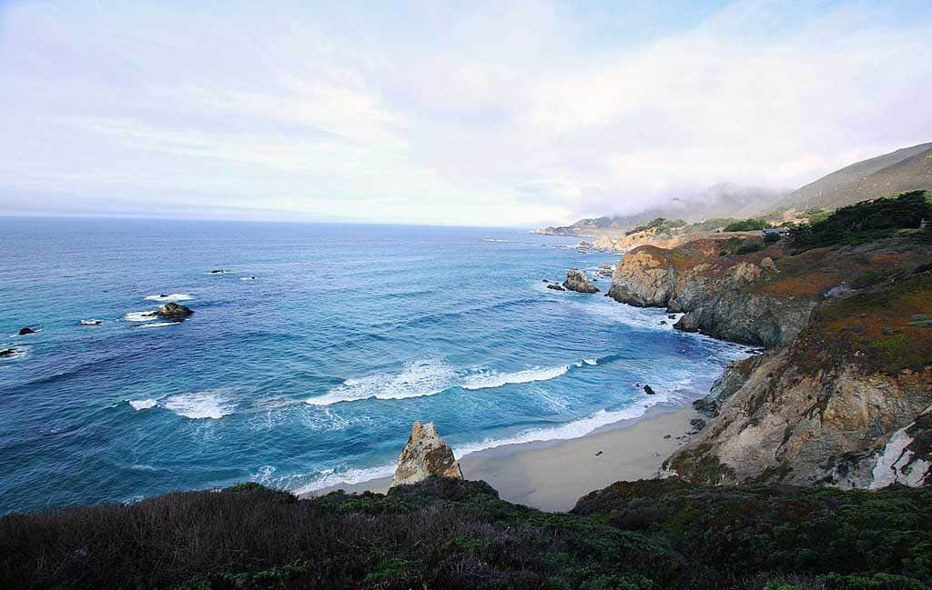 Central coast, Andrew Molera State Park | Photo by Pacific Southwest Region USFWS