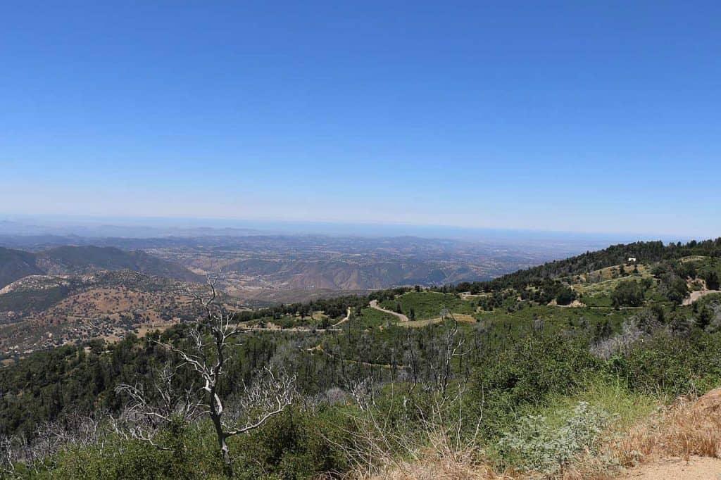 Palomar Mountain Overlook
