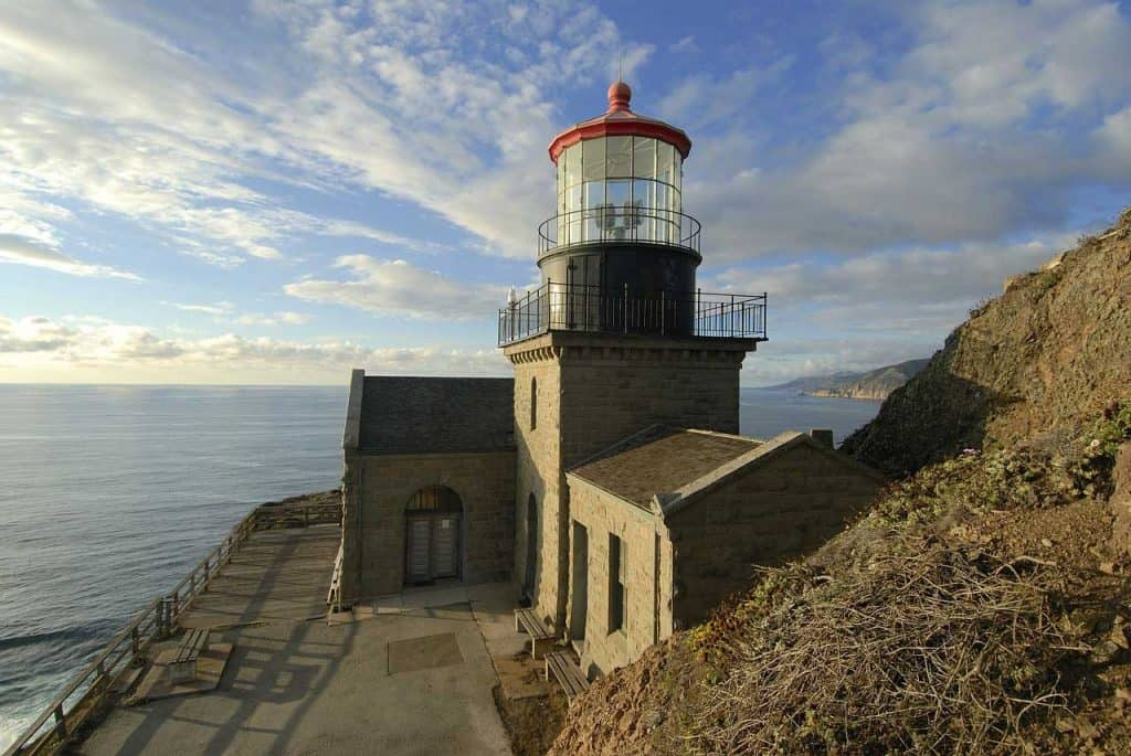 Point Sur Historic Lighthouse