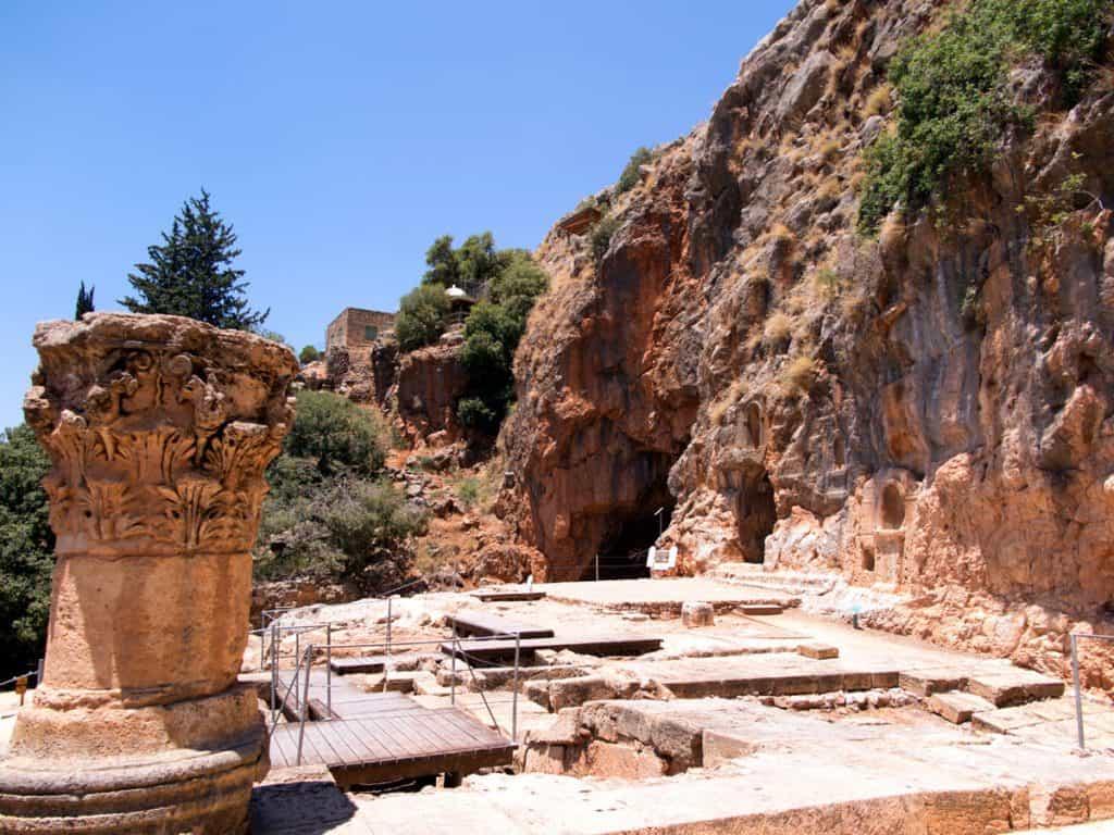 Banias Archeology