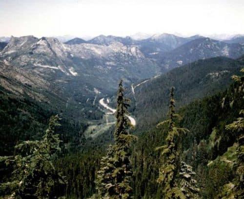 Stevens Pass To Leavenworth